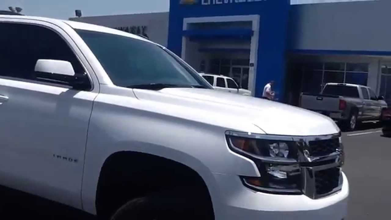 4 lift 2015 chevrolet tahoe youtube publicscrutiny Image collections