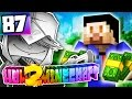"Minecraft: How 2 Minecraft! (Season Two) ""So Much Fail..."" Episode 87 (Minecraft 1.8 SMP)"