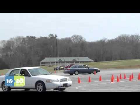 Teen Driving Solutions School: Precision Skills