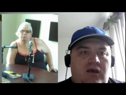 Tina EXPOSES ALL about the Angry Grandpa Show LIVE!