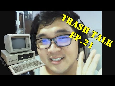 Trash Talk EP.21 คอมพิวเตอร์เครื่องแรก