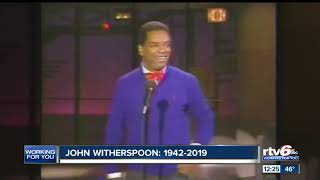 John Witherspoon: 1942-2019