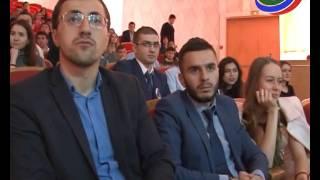 Рамазан Абдулатипов встретился с дагестанцами - отличниками московских вузов