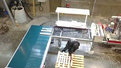 Rectifying and cutting tiles nc