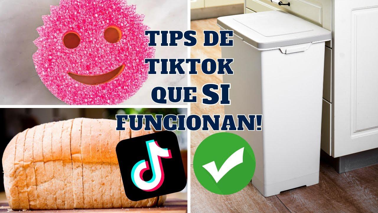 TIPS DE TIKTOK QUE SI FUNCIONAN!