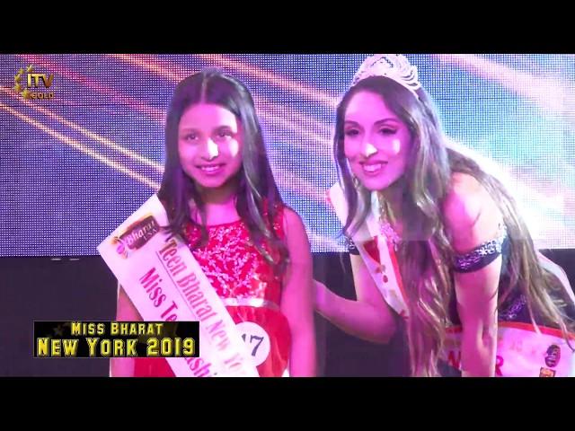 Miss Bharat New York 2019 - Queens - New York - ITV Gold Originals