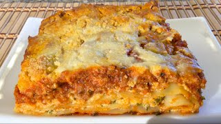 How To Make Lasagna-Italian Comfort Food Recipes