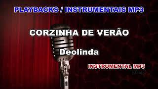 ♬ Playback / Instrumental Mp3 - CORZINHA DE VERÃO - Deolinda