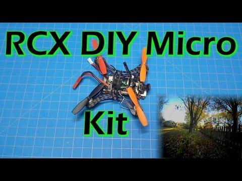RCX DIY Brushed Micro