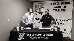 Two Men And A Truck Commercial Moving