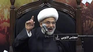 الشيخ زهير الدروره - لماذا الأرتباط بالنبي الأعظم صلى الله عليه وآله وسلم
