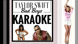 Alexandra burke - Bad Boys Karaoke [SingWith Flo-Rida..] x!