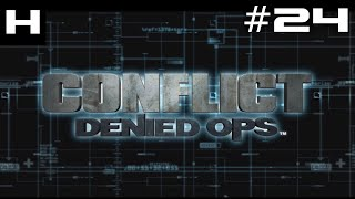 Conflict Denied Ops Walkthrough Part 24 [PC]