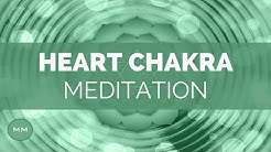 Heart Chakra Meditation Music - 512 Hz - Balance and Heal the Heart Chakra - Theta Isochronic Tones