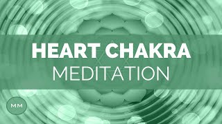 Heart Chakra Meditation - 512 Hz - Balance and Heal the Heart Chakra - Meditation Music
