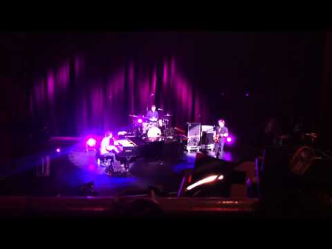 Ben Folds Five Live @ Warfield In San Francisco (01.31.13) [almost Full Set]