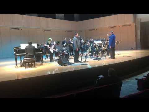 Ponca City High School Jazz Band Concert 2019