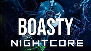 (Nightcore) Boasty (feat. Idris Elba) - Wiley, Stefflon Don, Sean Paul