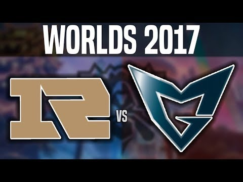 RNG vs SSG - Worlds 2017 Group Stage Day 6 - Royal Never Give Up vs Samsung Galaxy | Worlds 2017