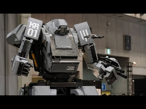 teknoloji harikası 7 robot