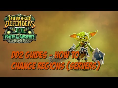DD2 Guides - How to Change Servers (Regions)