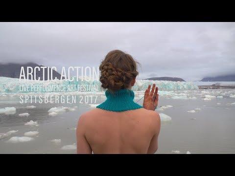 Arctic Action Art 2017, Emma Hoette
