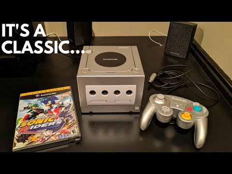 Turning On My GameCube in 2018... WHAT HAPPENS??