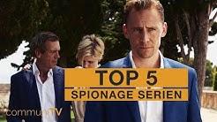 TOP 5: Spionage Serien