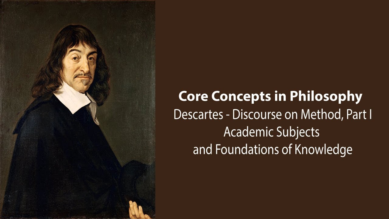 discourse method descartes essays And maxims, of which i have formed a method that gives me the means, as i think, of gradually augmenting my knowledge, and of raising it by little and little to the highest point which the mediocrity of my talents and the brief duration of my life will permit me to reach.
