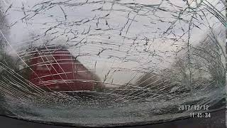 Ice vs Windscreen FAIL