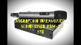 Sennheiser xsw-1 835 en Español