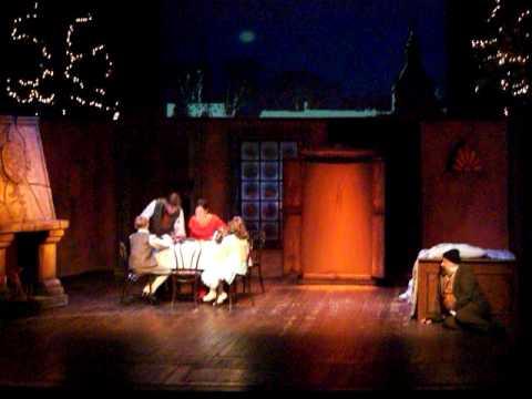 Znalezione obrazy dla zapytania spektakl wigilijna opowieść w teatrze w gnieźnie