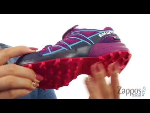 Salomon Kids Speedcross CSWP (Toddler/Little Kid) SKU: 8875754