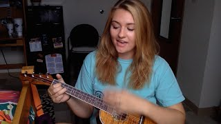Can't Help Falling in Love- Elvis/Twenty-One Pilots Cover on Ukulele