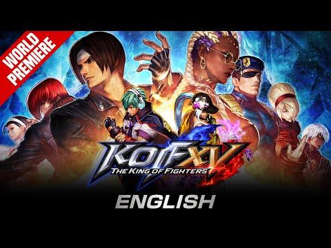 【ENG】KOF XV|Official Trailer