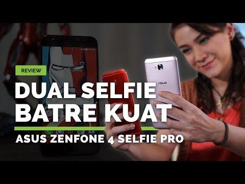 Review ASUS ZenFone 4 Selfie Pro Indonesia