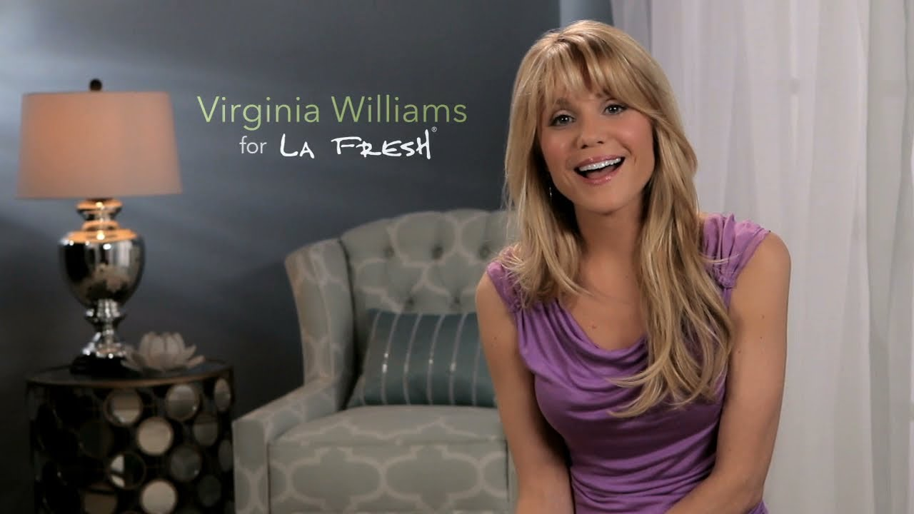 virginia williams feet