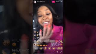 G Herbo Ex Ari Says If She Had A Man No One Would Know❗️