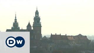كراكوف البولندية تجذب هواة التسلق | يوروماكس