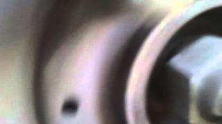 Bruit roue 206
