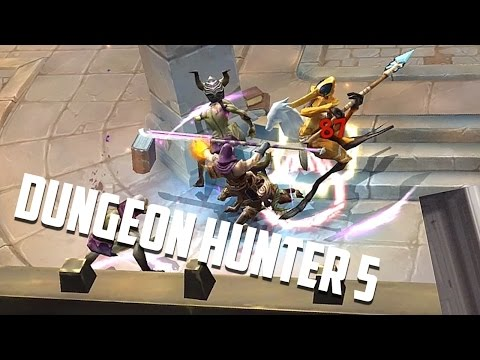 Dungeon Hunter 5 - Stronghold Domination!