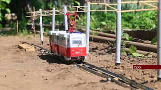 04072018 В Орске появился новый трамвайный парк