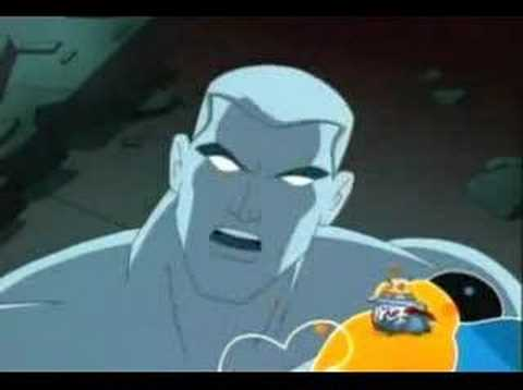 Superman vs Captain Atom