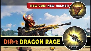 ROS *NEW Gun* DSR-1 Dragon Rage and Hell