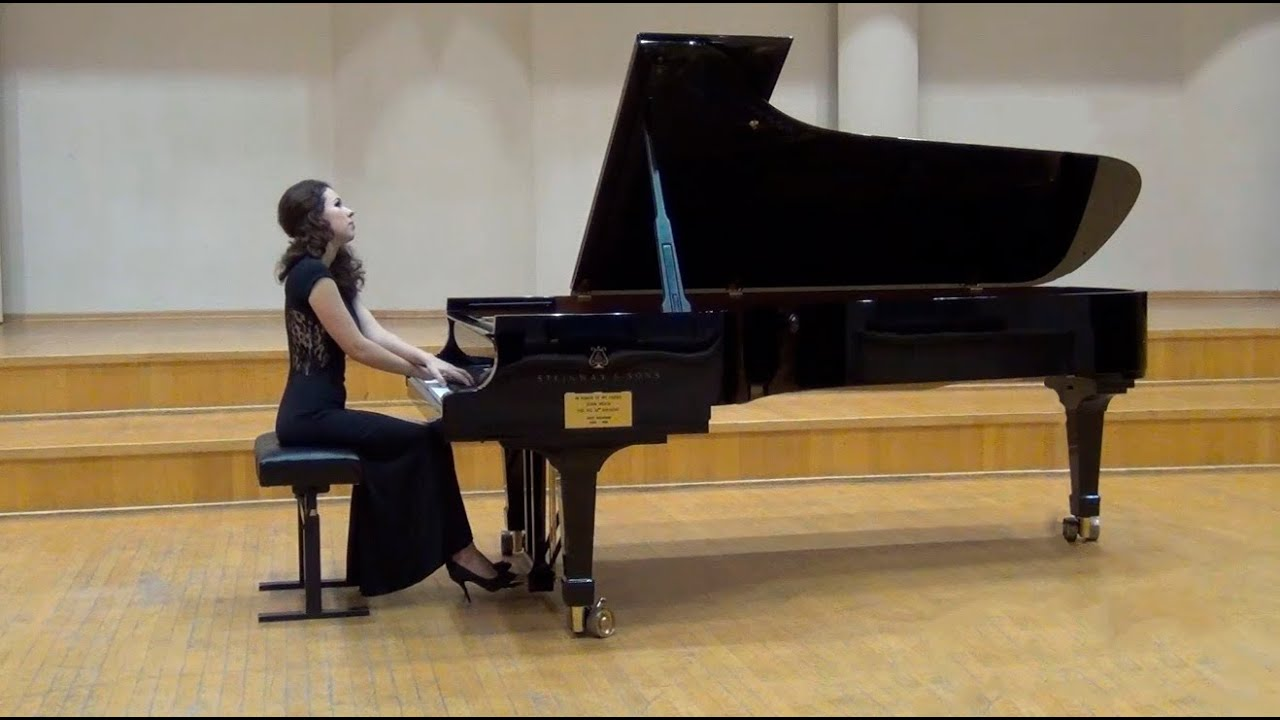Ravel - Jeux d'eau | Alexandra Segal