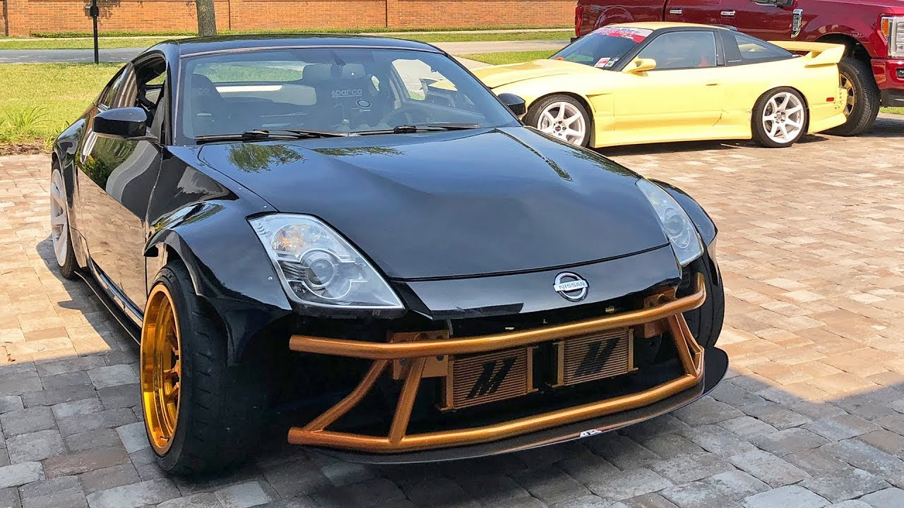 sr20-update-tinkering-with-the-350z