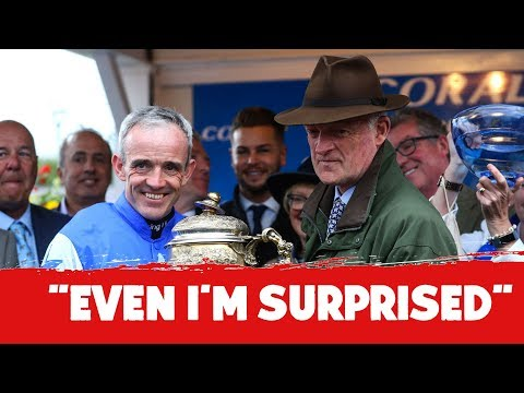 """Ruby caught me on the hop"" - Willie Mullins' Ruby Walsh retirement reaction"