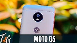 Moto G5, review en español
