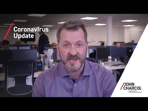 Coronavirus Update: Mortgage Payment Holidays And Arrangements To Pay
