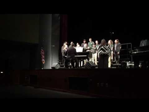 Fairgrounds Middle School Jazz Choir 4/20/17